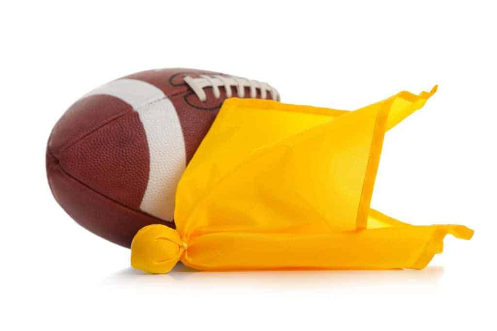 Denver Football Officials Association Penalty Flag
